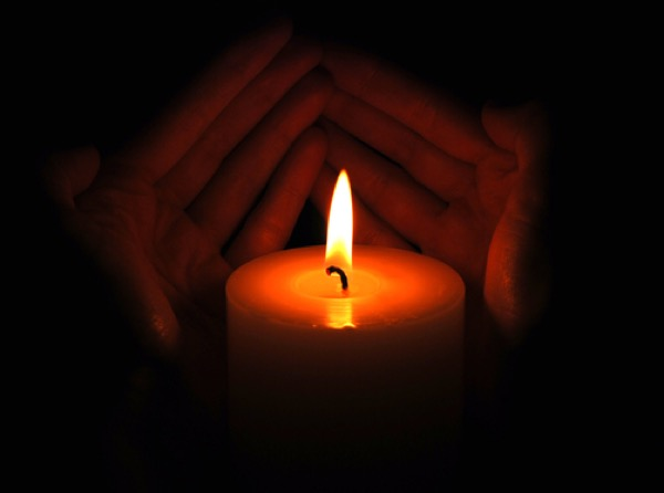 powerful love spell with candle