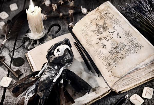 black magic spells and rituals