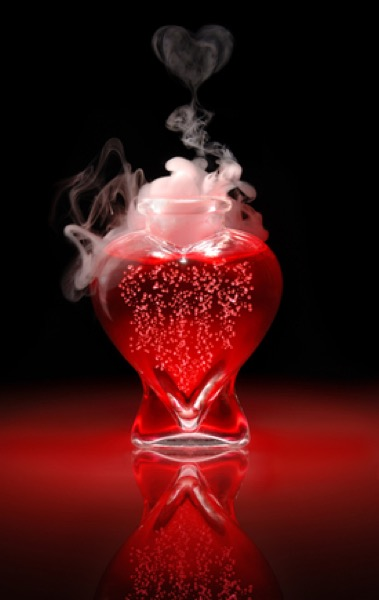 love spell with menstrual blood