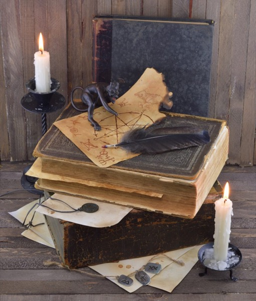 spells from the white magic book