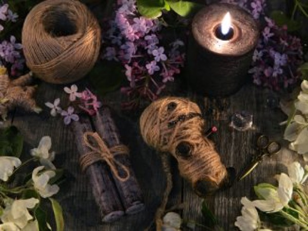 Denmark witchcraft love spells