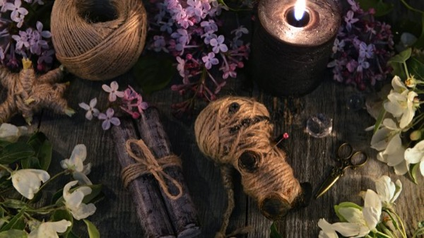 Denmark witchcraft love spells