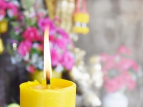 powerful love spell candle
