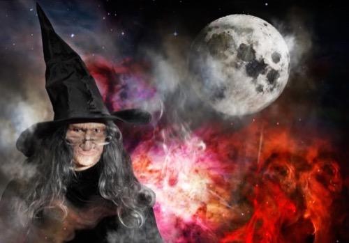 waning crescent moon spells