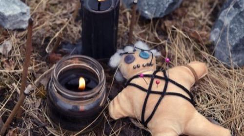 Powerful voodoo spell