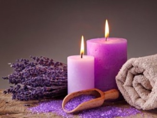 love spells, pink candle spells